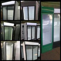 Холодильный шкаф б у, холодильние витрины, регалы. Отличное состояние