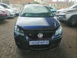2007 Volkswagen Polo Bujwa 1,6 engine capacity
