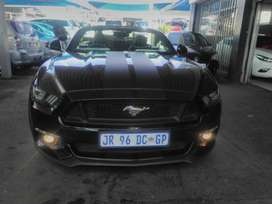 Ford Mustang 2.3 Convertible Auto