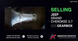 Selling Jeep Grand Cherokee 5.7 Gearbox