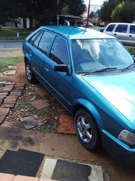 Ford Tonic 1.3 Daily Runner