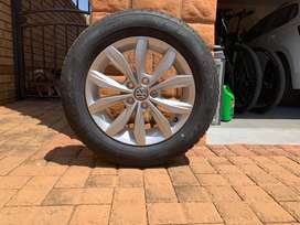 BRAND NEW Tires and alloy rims