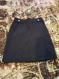 Nowa spódnicka czarna klasyczna mini 36 s metka