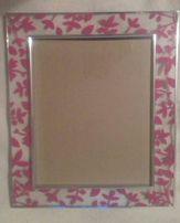 Оригинальная рамка для фото-стеклянная