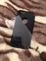 Чохол і захисне скло на iPhone 7/8 чехол стекло чехол защитное стекло
