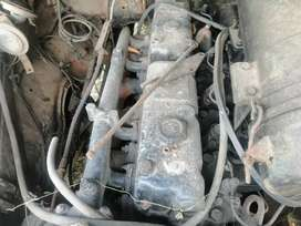 Nissan ug 780 complete engine with gearbox in excellent condition