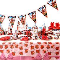 """Декор на день рождения """"Леди Баг""""(набор, гирлянда, фотозона, кенди бар"""