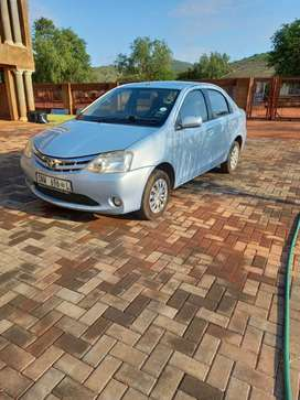 Very good condition Toyota Etios 2012