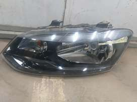 Vw polo 6 left headlight cheap original