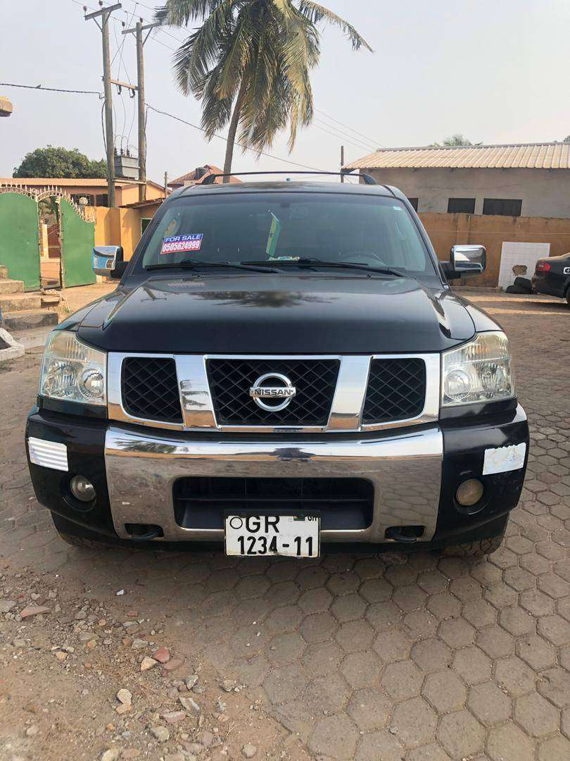 NISSAN ARMADA FOR SALE. 0