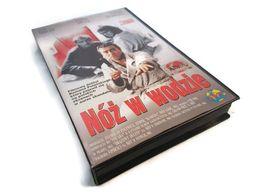 Nóż w wodzie ' kaseta VHS