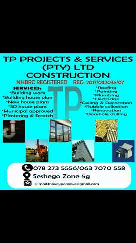 we build your house construction