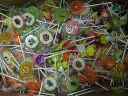 Натуральна карамель Рокс вiд українського виробника на вагу, конфет