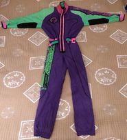 Лыжный костюм комбинезон