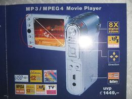 Digital Video Camera super zabawa dużo funkcji lub zamiana
