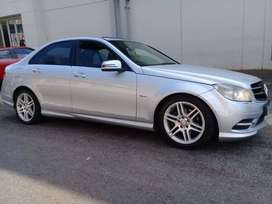 Pre-Owned 2011 Mercedes Benz C200 CGI Automatic