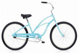 PROMOCJA!!! Rower Electra Cruiser 1 jasny niebieski damski