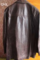 Куртка кожаная Authentiс