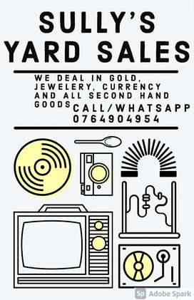 SULLY'S YARD SALES