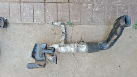 2005 Ford Focus 2.0 TDCI Boost Pipe