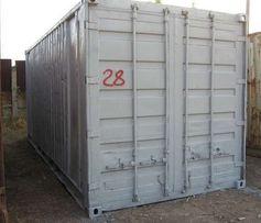 Контейнер морской 20 футов доставка по Украине