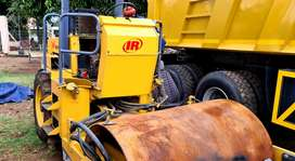 Ingersoll Rand Compaction roller 4ton, bomag
