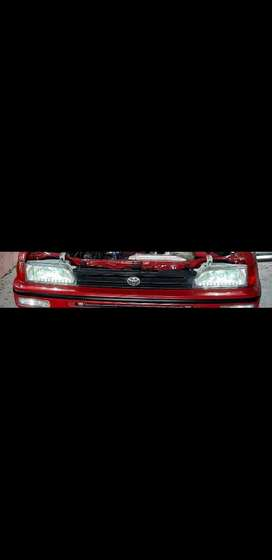 Toyota Conquest Head Lights