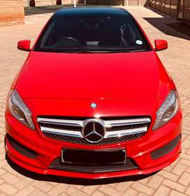 Mercedes-Benz A200 BE A/T 2013