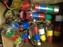 Фонарь двух и трехцветный сигнальный игровые вендинговые автоматы