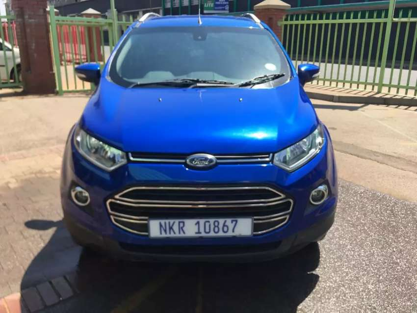 2016 Ford Ecosport 1.5 Automatic 0