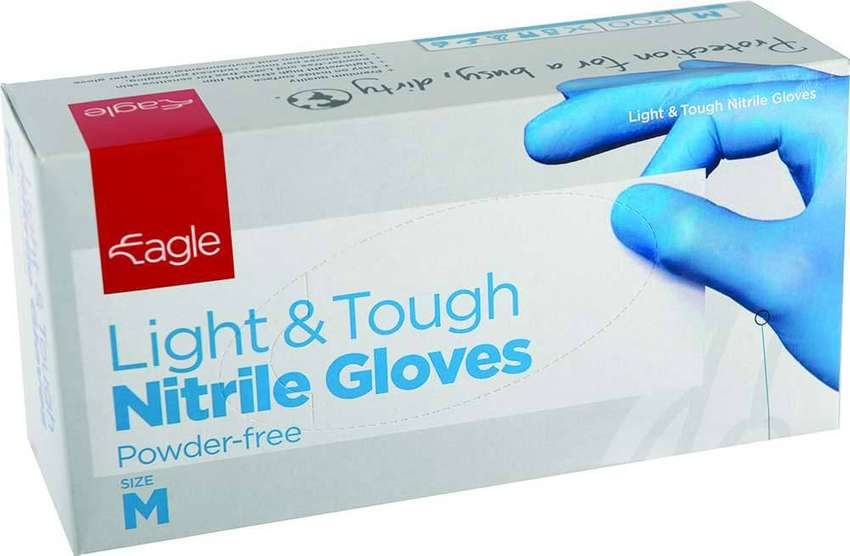 Nitrile Powder Free Gloves 0