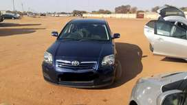 Toyota Avensis model 2008