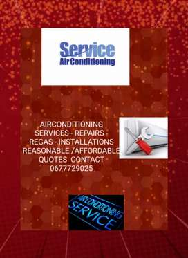 Domestic /commercial Refrigeration & Airconditioning services