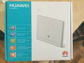 Huawei 4g/3g/2g lte home / office router