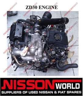 NISSAN ZD30 ENGINE