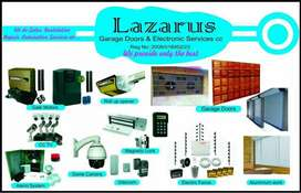 Lazarus Garage Doors and Electronic Services