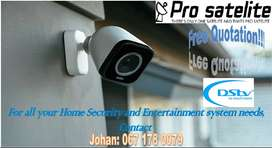 Security & Entertainment Systems Installer