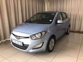 2013 Hyundai i20 1.4 Fluid for sale!