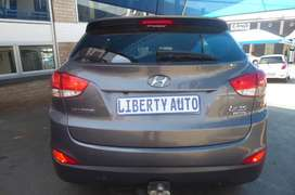 2013 #Hyundai #ix35 2.0CRDi Executive GLS SUV 6 fORWARD 150,000km #Tur