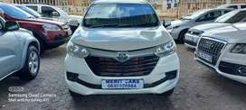TOYOTA AVANZA 1.5 WITH SEVEN SEATS