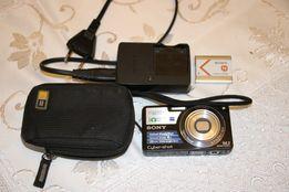 Aparat Sony kompaktowy optyka Carl Zeiss