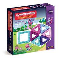 Магнитный конструктор Magformers Inspire Вдохновение 14 деталей.