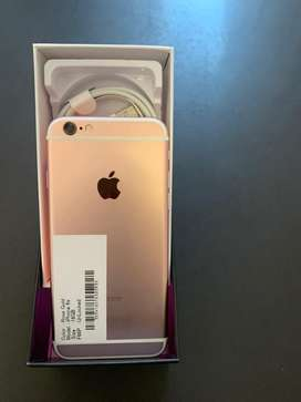 Iphone 6s as new