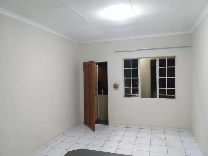 A neat two bedroom unit in a complex for a small family 0