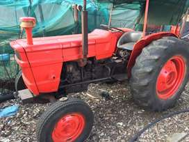 I'm selling my tractor