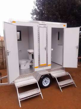 We manufacture brand new mobile trailers
