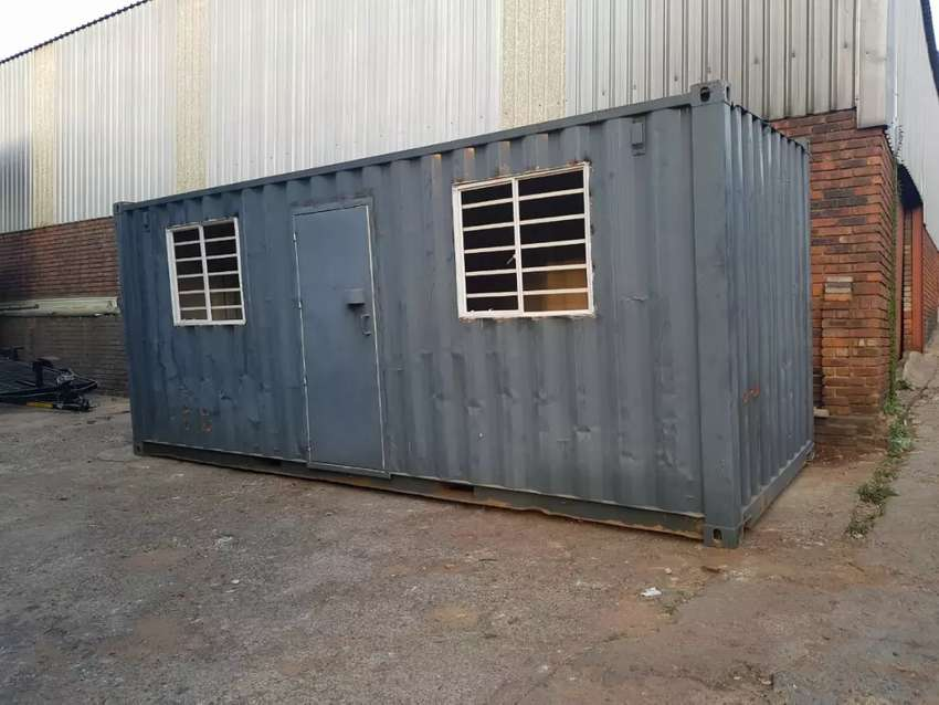6m office containers 0