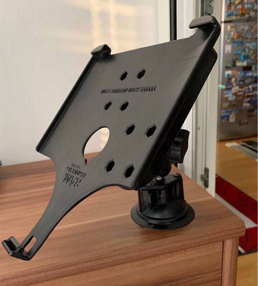Ipad ram mount 0