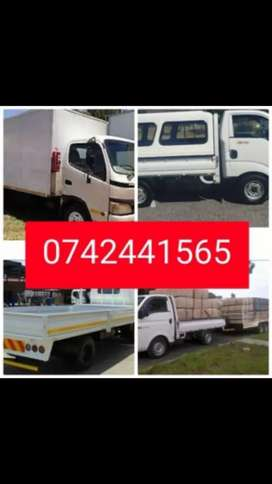 We Transport house and office furniture  Bakkie and truck for HIRE