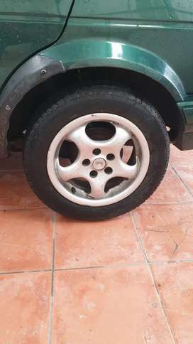 Vw Golf4/Jetta4 or Polo 14inch mags